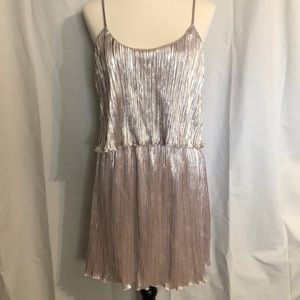 L NWT Rue 21 Spaggetti strap dress